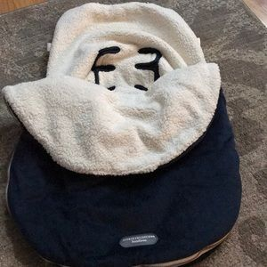 JJ Cole  Bundleme car seat blanket - infant
